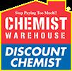 logo chemist warehouse